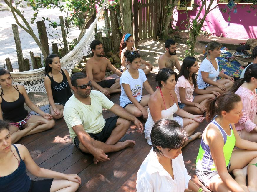 Meditação sem Esforço na Bahia - Shaktí yoga Brasília